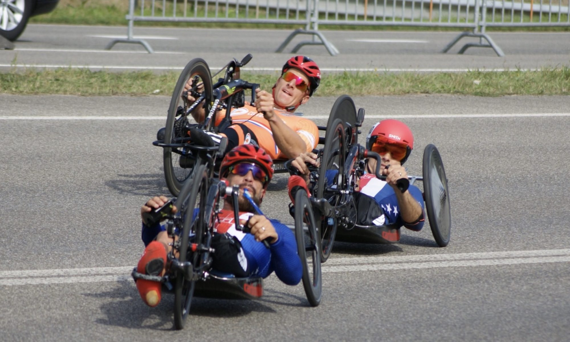 Road to the Paralympics